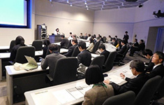Overseas SD training program briefing session (March 1, 2018)