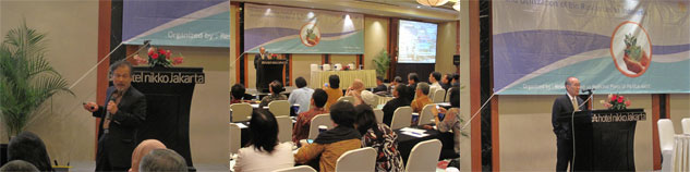 Hosting International Symposia & Events (overseas)