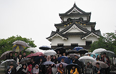 One-day Excursion to Hikone for International Students (May 13, 2018)